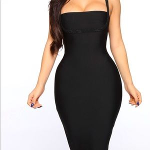 Brand New Fashion Nova Bandage Dress